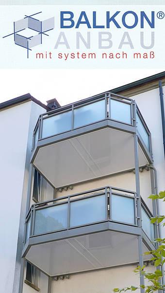 Nachrüstung Von Balkonanlagen Stahlbalkone Anbaubalkone Essen Bochum